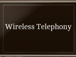 Wireless Telephony