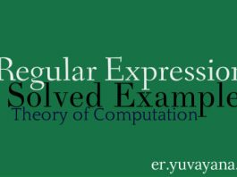 regular expression solved examples