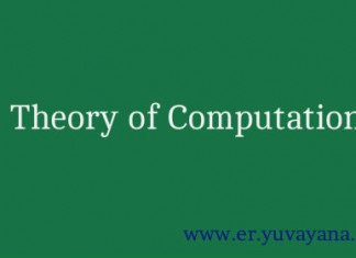 Theory of Computation or automata