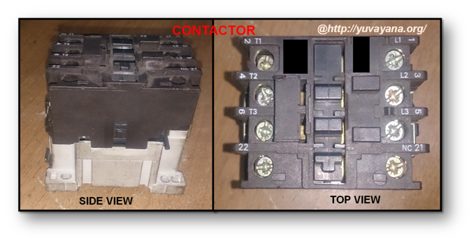 Electrical contactor images